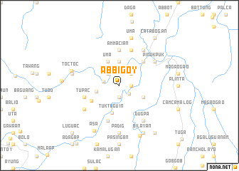 map of Abbigoy