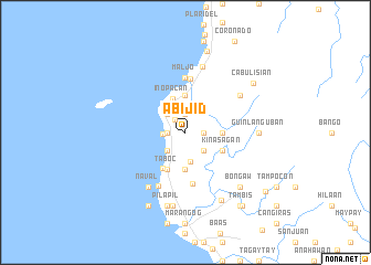 map of Abijid
