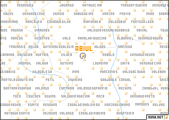 map of Abiul