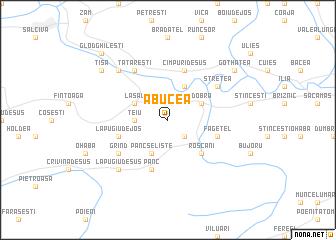 map of Abucea