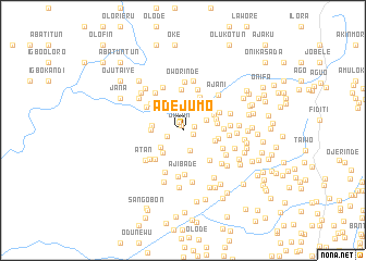 map of Adejumo