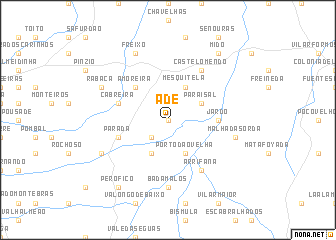 map of Ade