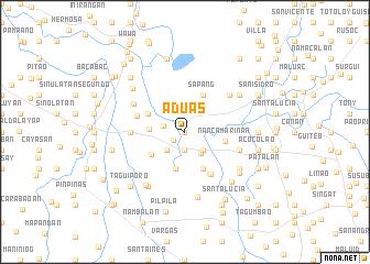 map of Aduas