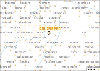 map of Aglasberg