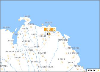 map of Agumo