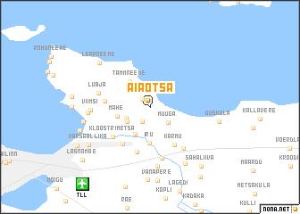 map of Aiaotsa