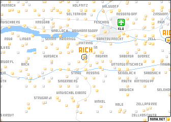 map of Aich