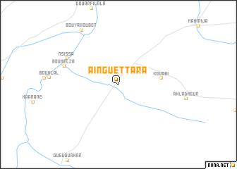 map of Aïn Guettara
