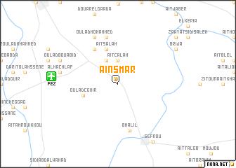 map of Aïn Smar