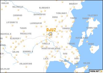 map of Ajuz