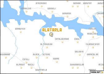 map of Alatarla