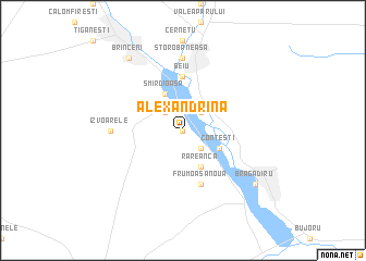 map of Alexandrina