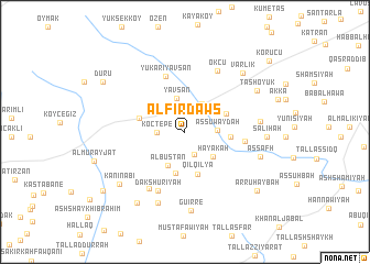 map of Al Firdaws