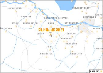 map of Al Ḩājj Ramzī