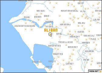 map of Aliban