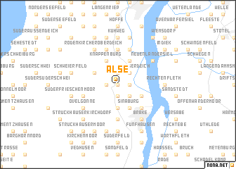 map of Alse
