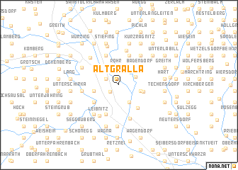 map of Altgralla