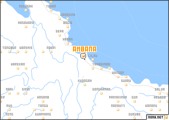 map of Ambana