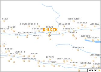 map of Amlach