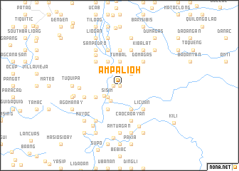 map of Ampalioh