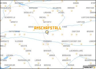 map of Am Schafstall