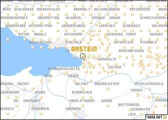 map of Am Stein