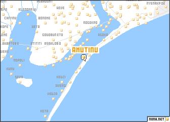 map of Amutinu