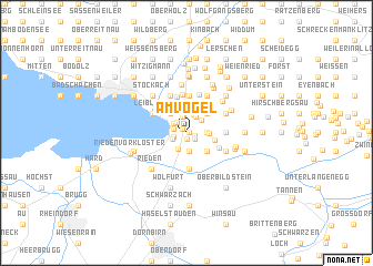 map of Am Vögel