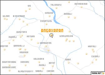 map of Əngǝxaran