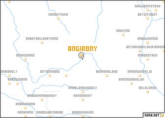 map of Angirony