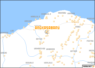 map of Angkasabaru