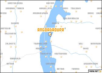 map of Angoa Daoura