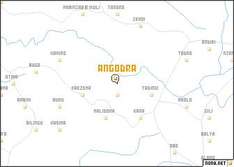 map of Angodra