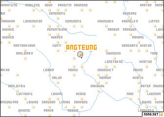 map of Angteung
