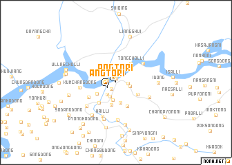 map of Angt\