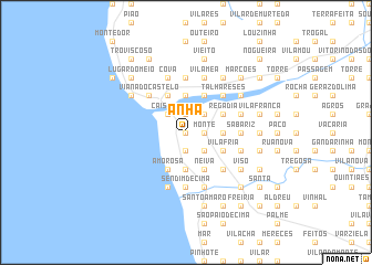map of Anha