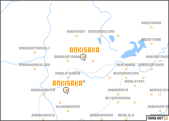 map of Ankisaka