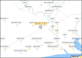 map of Ankitry