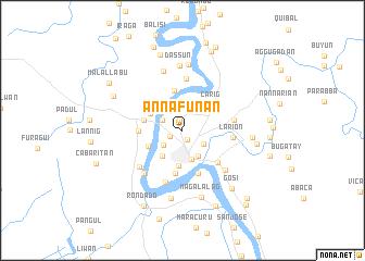 map of Annafunan