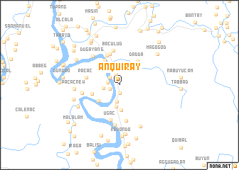 map of Anquiray