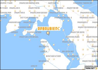 map of Ấp Bàu Biển (2)