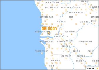 map of Aringay
