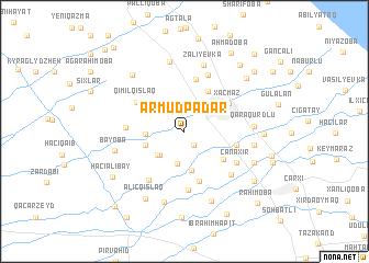 map of Armudpadar
