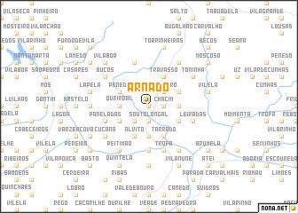 map of Arnado