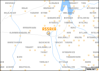 map of Assaka