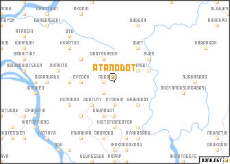 map of Atan Odot