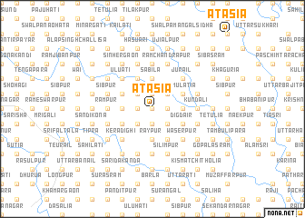 map of Ātāsia