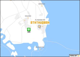 Ath Thuqbah Saudi Arabia map nonanet