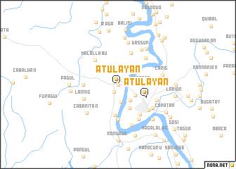 map of Atulayan