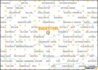 map of Augenthal
